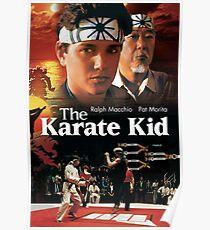 Karate Kid=poster Poster