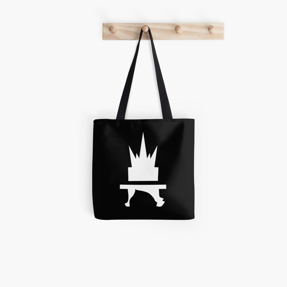 Crazyblox Logo Tote Bag
