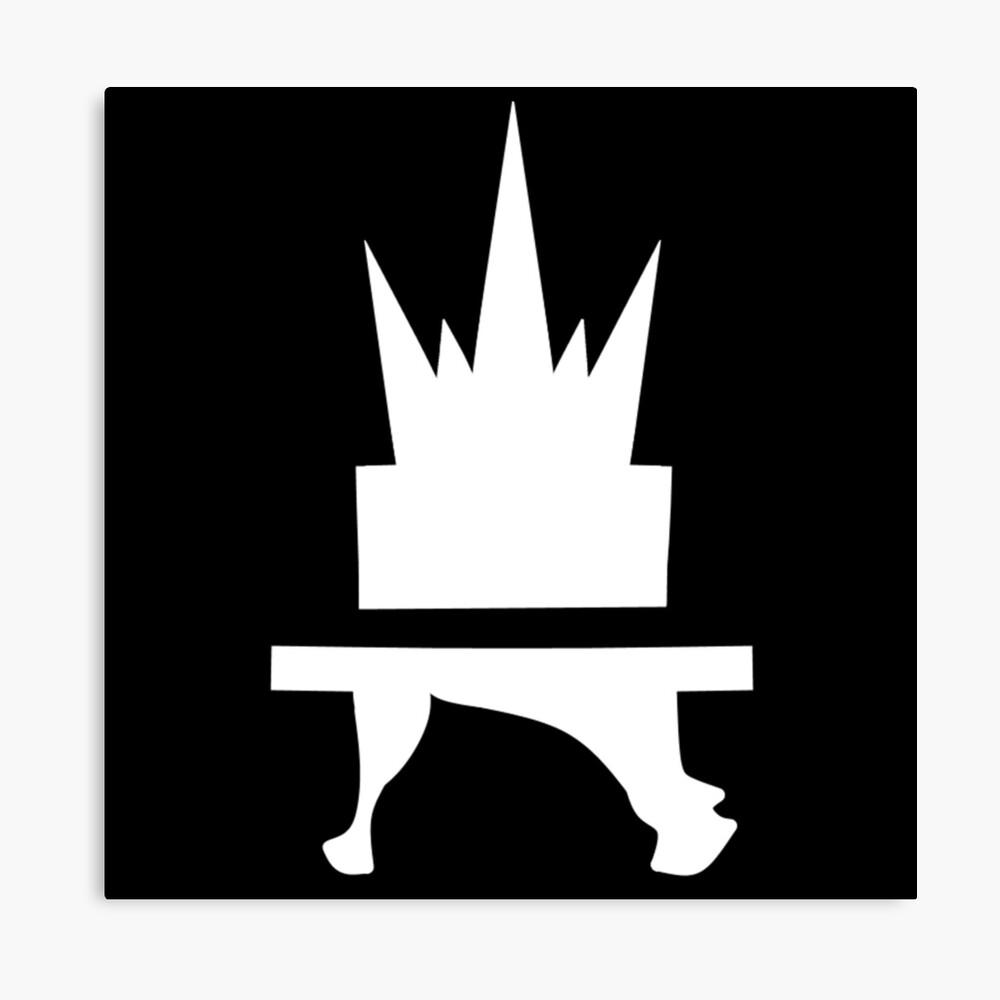 Crazyblox Logo Canvas Print