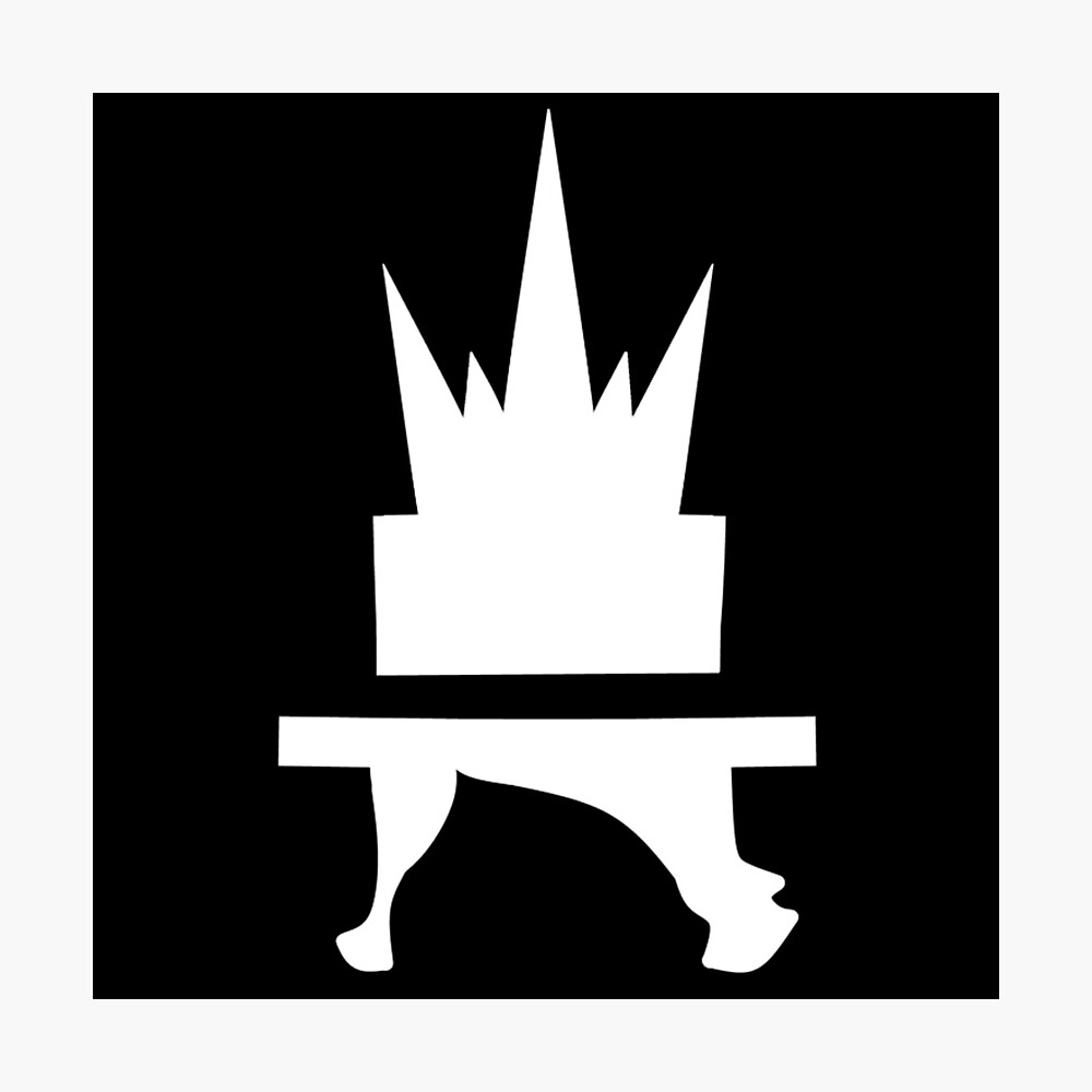 Crazyblox Logo Photographic Print