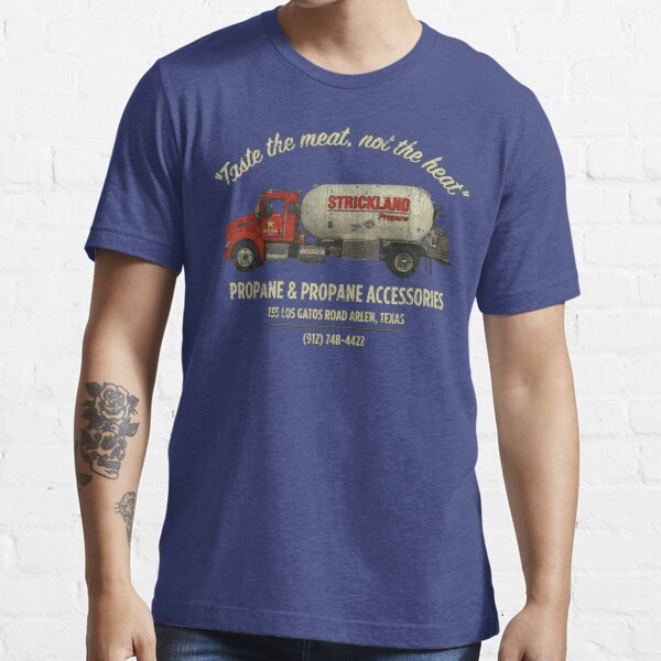 Strickland Propane Delivers  Essential T-Shirt