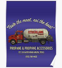 Strickland Propane Delivers  Poster