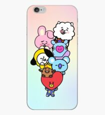 Vinilo o funda para iPhone BT21