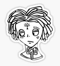 XXXTENTACION (Kiddo) Sticker