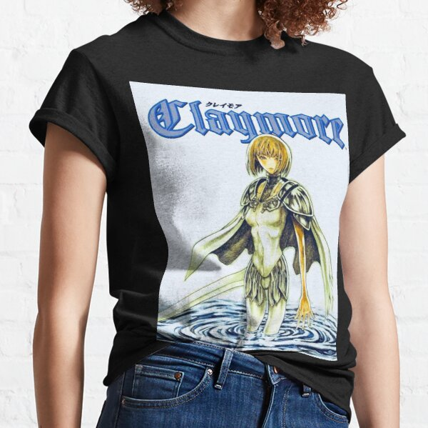 Claymore - Clare Classic T-Shirt