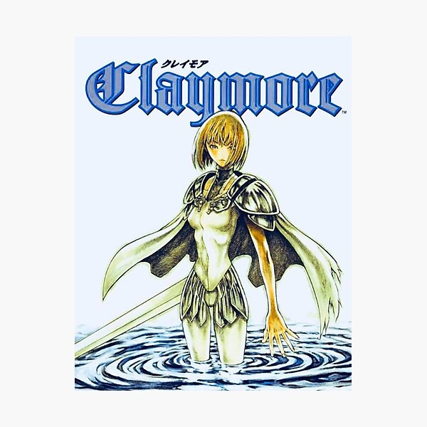 Claymore - Clare Photographic Print