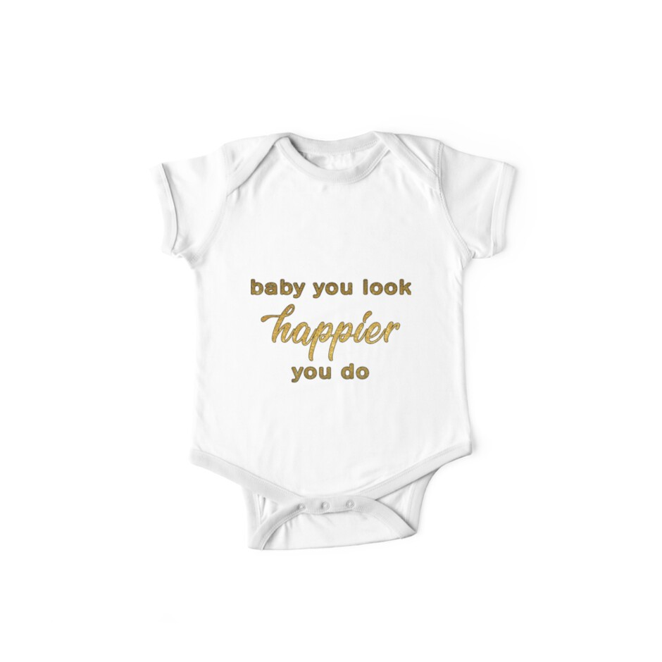 'Happier - Ed Sheeran' Kids Clothes by laurenemma8