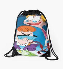 Dexter & Dee Dee Drawstring Bag