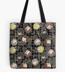 Chocobro Chibi +Dad Tote Bag