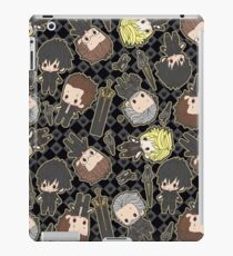 Chocobro Chibi +Dad iPad Case/Skin