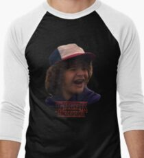 Dustin Grrr - Stranger Things Men's Baseball ¾ T-Shirt
