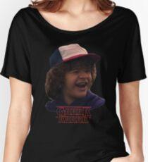 Dustin Grrr - Stranger Things Women's Relaxed Fit T-Shirt