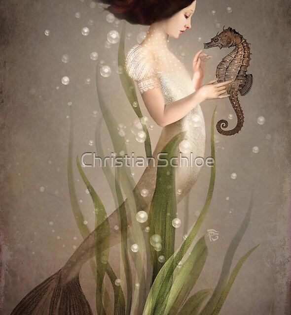 In the sea by ChristianSchloe