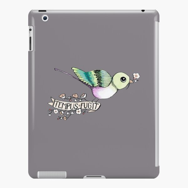 Tempus Fugit (Time Flies) iPad Snap Case