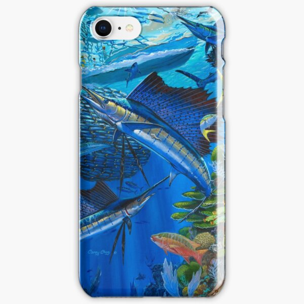 Sailfish Reef iPhone Snap Case