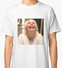 Camiseta clásica trisha llorando