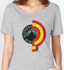Nürburgring Vintage 2.0 ESPANA Theme Women's Relaxed Fit T-Shirt