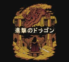 Attack on Dragon  | Unisex T-Shirt