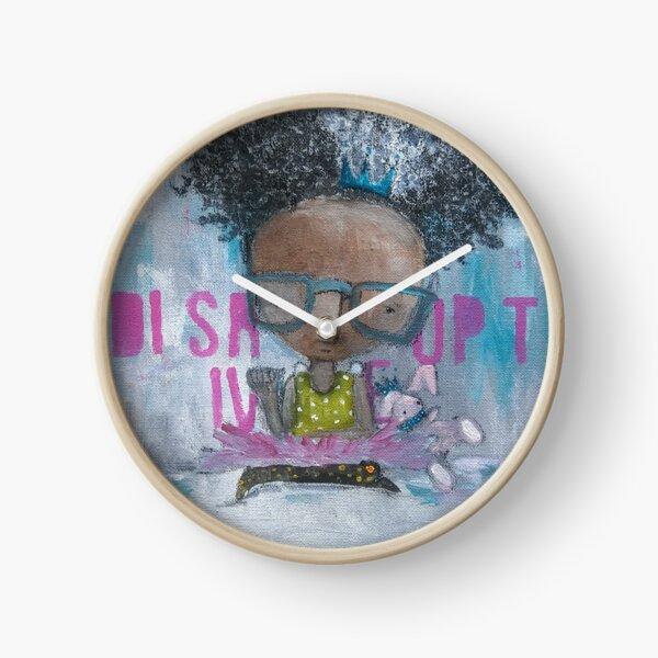 Disrupt(ive) #94 Clock