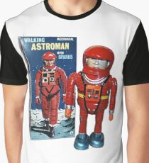 Astroman Robot from the 60s, 1968 Japan to be exact Graphic T-Shirt