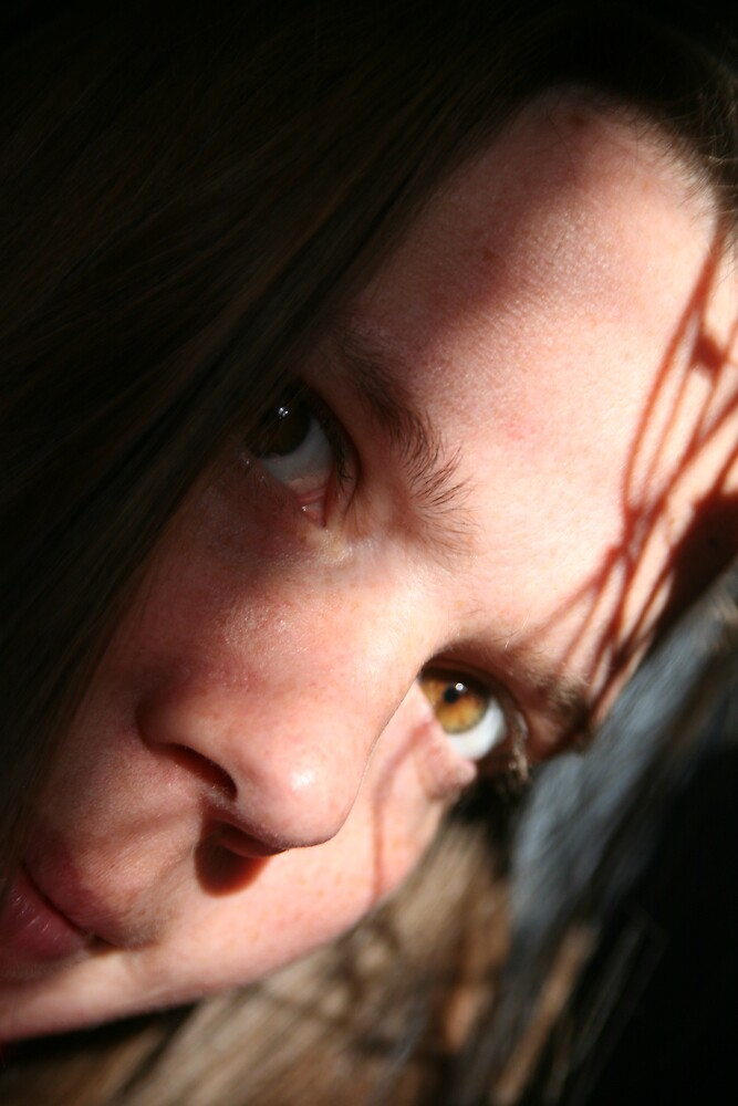 Self Portrait 1 by katw0man