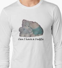 Can I have a Cuddle Long Sleeve T-Shirt
