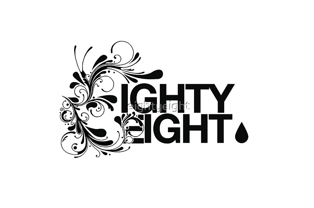 Eightyeight type by eightyeight
