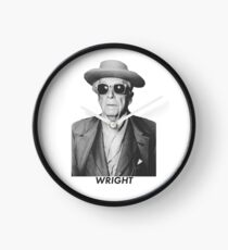 Frankly, Mr. Wright Clock
