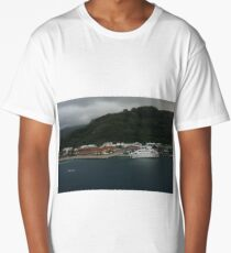 The marquesas islands on a cloudy day Long T-Shirt