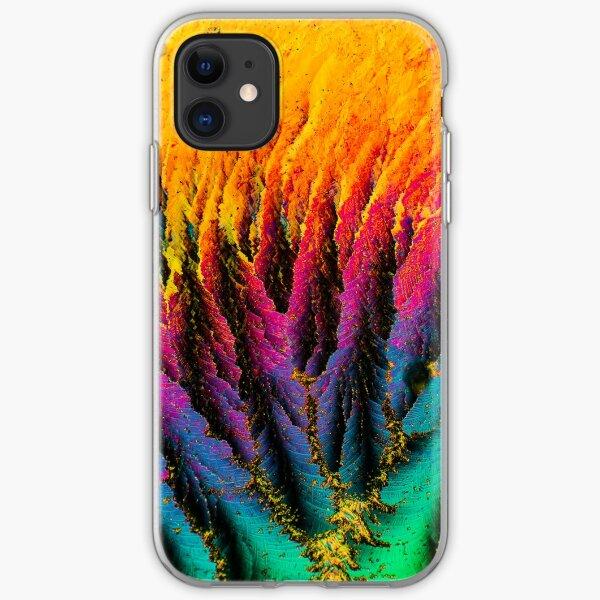 Radioactive Uranium Forest Fire iPhone Soft Case