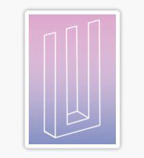 Paramore Logo  Sticker