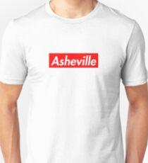 Asheville Unisex T-Shirt