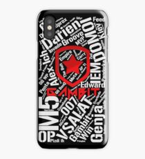 Gambit Gaming Cloud Logo T-shirt and a Phone case iPhone Case/Skin