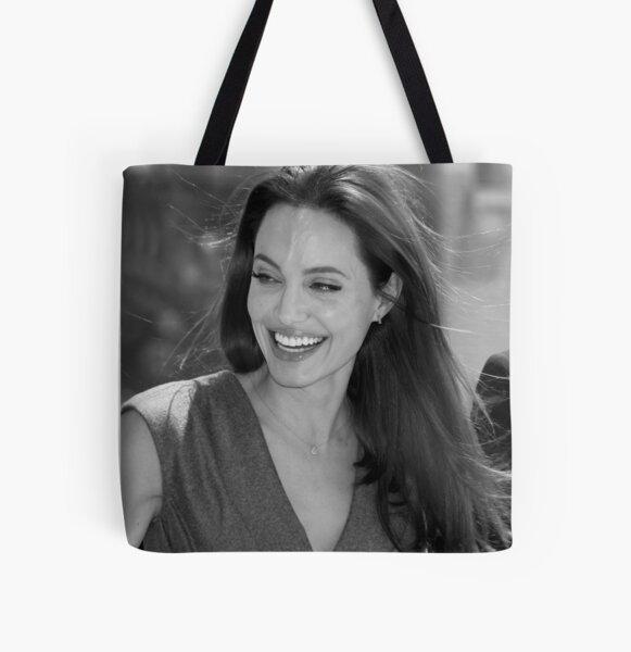 Angelina Jolie - Summer Breeze - 2014 All Over Print Tote Bag