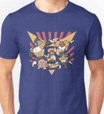 Smash Force Slim Fit T-Shirt