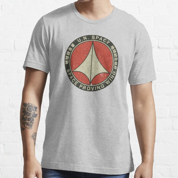 UN Spacy Space Proving Wing  Essential T-Shirt