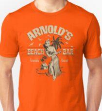 Arnold's Beach Bar  Unisex T-Shirt