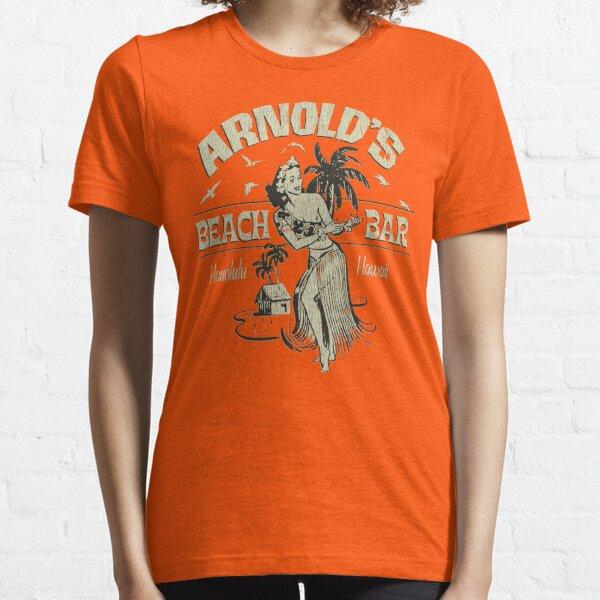 Arnold's Beach Bar  Essential T-Shirt