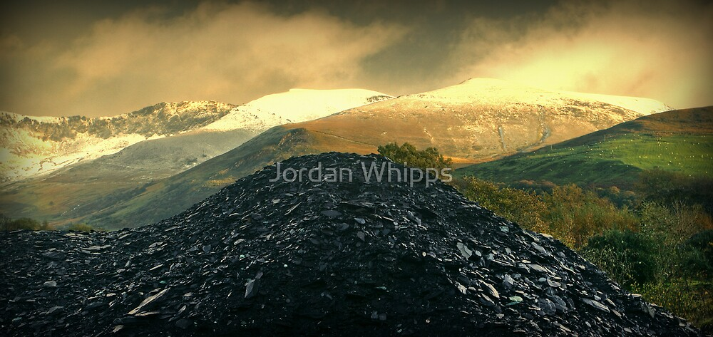 five mountains by Jordan Whipps