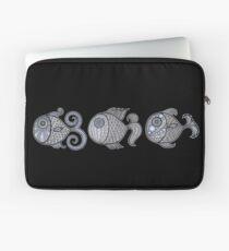 Fantasie-Fisch Laptoptasche