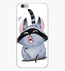 Kitty Yawn  iPhone Case