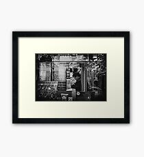bibliophool Framed Print