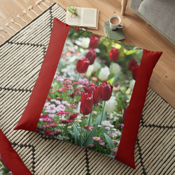 Passion and Purity Floor Pillow