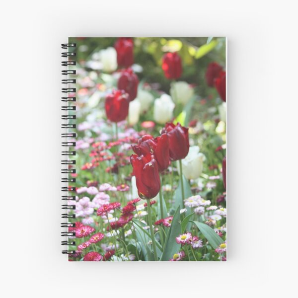 Passion and Purity Spiral Notebook