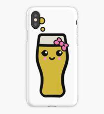 Mrs. Pint iPhone Case/Skin