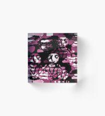Lurk Acrylic Block