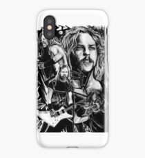 Metallica Black iPhone Case/Skin