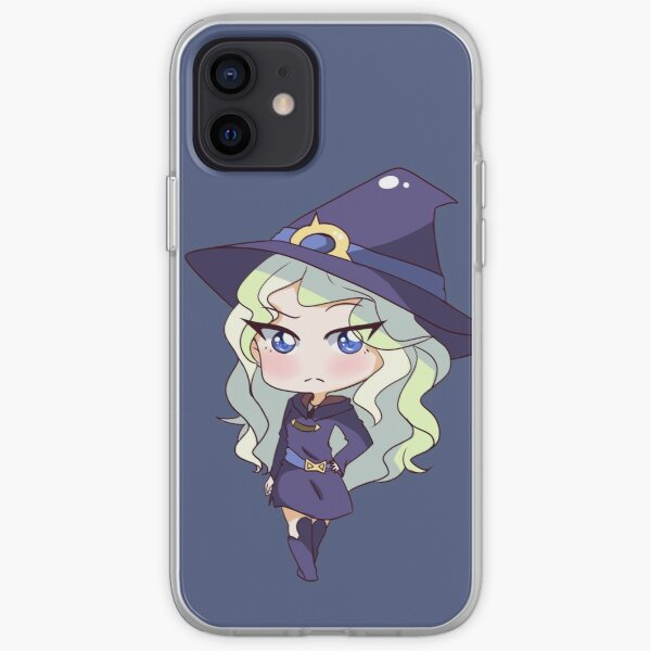 Diana Cavendish - Little Witch Academia Funda blanda para iPhone