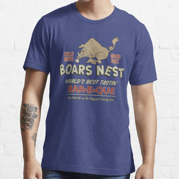 The Boars Nest Essential T-Shirt