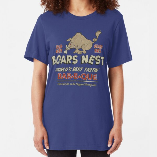 The Boars Nest Slim Fit T-Shirt